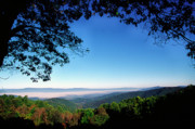 Mountain View Photos - Hensley Hollow Overlook by Thomas R Fletcher