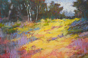 Pathway Pastels - Here Comes The Sun by Julie Mayser