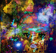 Faniart Digital Art - Here I Am to Worship by Fania Simon