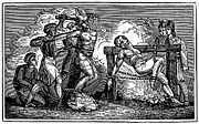 Discrimination Photo Prints - HERESY: TORTURE, c1550 Print by Granger