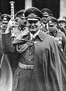 Germans Metal Prints - Hermann Goering 1893-1946, Holding Metal Print by Everett