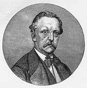 Nineteenth Century Art - Hermann Helmholtz, German Physicist by