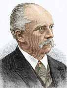 Hermann Photos - Hermann Helmholtz, German Physicist by Sheila Terry