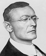 Hermann Photos - Hermann Hesse 1877-1962 German by Everett