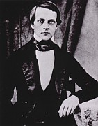 Hermann Photos - Hermann Von Helmholtz 1821-94, German by Everett