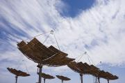 Solar Panels Etc. Art - Hermansburg Solar Energy Receiver Array by Stephen Alvarez