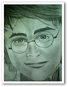Foqia Zafar - Herry Potter