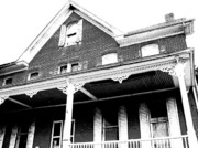 Spooks Photos - Hester Had A Hunch Her House Was Haunted by Don Struke