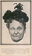 Financier Prints - Hetty Green 1834-1916 Was The Only Print by Everett