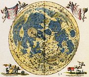 A Map Of The Moon Posters - Hevelius Poster by Science Source