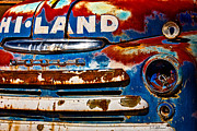 Antique Automobiles Photos - Hi-Land by Christopher Holmes