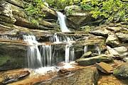 Adam Jewell - Hidden Falls At Hanging Rock