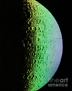 Dark Side Photos - Hidden Side Of Moon by Omikron/NASA