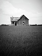 Haunted Barn Posters - Hide with Me Poster by Jerry Cordeiro