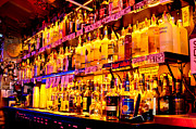 Kenny Jalet Acrylic Prints - Hideaway Main Bar Acrylic Print by Kenny Jalet