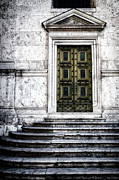 Religious Art Photos - Hiding a Treasure by Joan Carroll