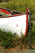 Rowboat Prints - High and Dry Print by Idaho Scenic Images Linda Lantzy