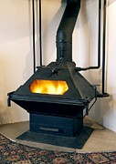 Boiler Photos - High Efficiency Multi-fuel Stove by Mark Sykes