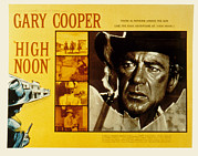 Hostage Posters - High Noon, Sheb Wooley, Grace Kelly Poster by Everett