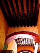 High Rafters Print by Olden Mexico
