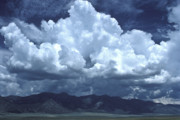 High Sierra Metal Prints - High Sierra Clouds Metal Print by Joe  Palermo