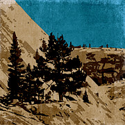 Mixed Media Photos - High Sierra Country by Bonnie Bruno