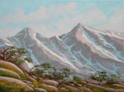 Frank Wilson - High Sierras Study III