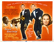 Bing Photos - High Society, Louis Armstrong, Frank by Everett
