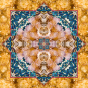 Sacred Geometry Photo Posters - High Spirits Poster by Bell And Todd