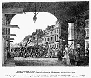American City Prints - High Street, Philadelphia Print by Granger
