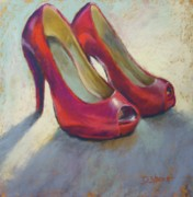 Donna Shortt Metal Prints - High Style I Metal Print by Donna Shortt