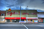 Art Mobile Digital Art - Highland Appliance Superstore by Gordon Dean II