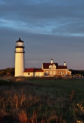 New England Lighthouse Prints - Highland Lighthouse. Print by John Greim