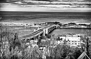 Highlands Bridge Print by John Rizzuto