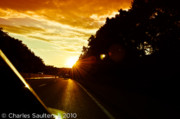 Charles Saulters II - Highway Sunset