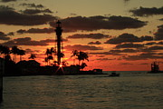 Florida House Photo Originals - Hillsboro Lighthouse 2012 by Jon Schaubhut