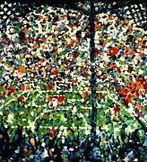 Soccer Paintings - Hillsborough by Andy  Mercer