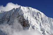 Natural Landmark Prints - Himalayan Mountain Landscape Print by Pal Teravagimov Photography
