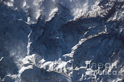 Aerial Photography Photo Framed Prints - Himalayas Framed Print by NASA/Science Source