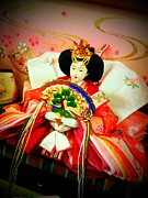 Doll Photos - Hina Doll by Eena Bo