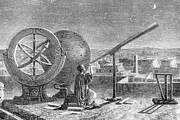 Pre-19th Prints - Hipparchus, Ancient Greek Astronomer Print by