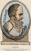 Trigonometry Posters - Hipparchus, Greek Astronomer Poster by Photo Researchers, Inc.