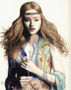 Chic Originals - Hippie Chic by Richard Schmidt