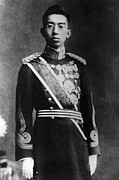 Eht10 Prints - Hirohito 1901-1989, Emperor Of Japan Print by Everett