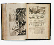 Coelestis Prints - Historia Coelestis Britannica, 18th Print by Photo Researchers