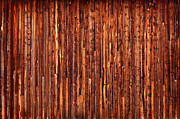 Wood Art - Historic Barnside Grand Tetons by Steve Gadomski