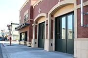 Niles Canyon Railway Photos - Historic Niles District in California Near Fremont . Niles Fire Station Number 2 . 7D10731 by Wingsdomain Art and Photography