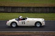 Douglas Clulow - Historic Racing MGA