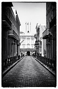 Puerto Rico Photo Prints - History in San Juan Print by John Rizzuto