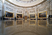 United States Capitol Framed Prints - History Framed Print by Mitch Cat